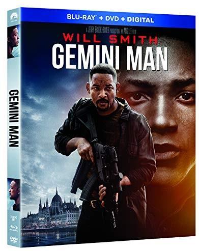 Gemini Man (2019) (Blu-ray + DVD)