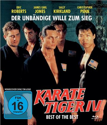 Karate Tiger IV - Best of the Best (1989)