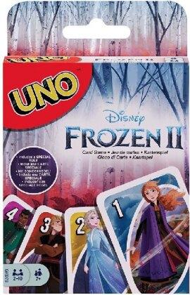 UNO Frozen 2 - ab 7 Jahren, 2-10 Spieler