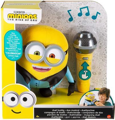 Minions: Duet Buddy Bob - Plüschfigur