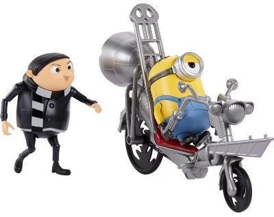Minions Movie Moments: Pedal Power Gru