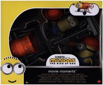 Minions Movie Moments: Mixed-Up Minions - Figuren-Set