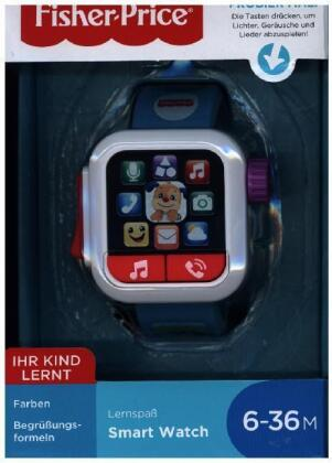 Lernspass Smart Watch - Batterien 3xLR44 inkl.,