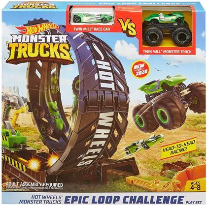Hot Wheels - Monster Trucks: Epic Loop Challenge