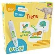 BOOKii® Mein sprechendes Memo Tiere