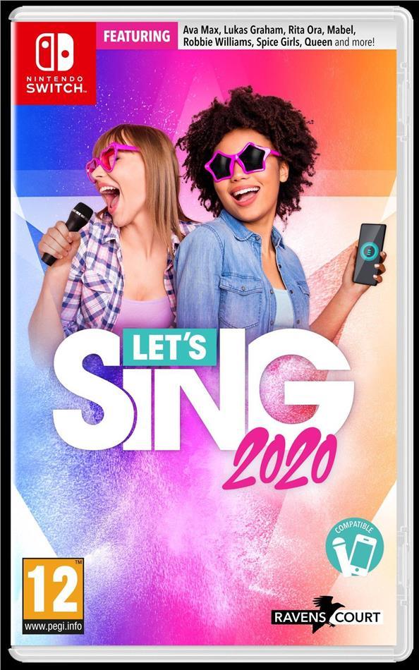 Let's Sing 2020 [+ 1 Mic]
