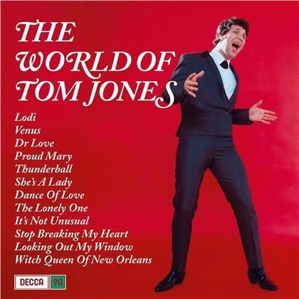Tom Jones - The World Of Tom Jones (LP)