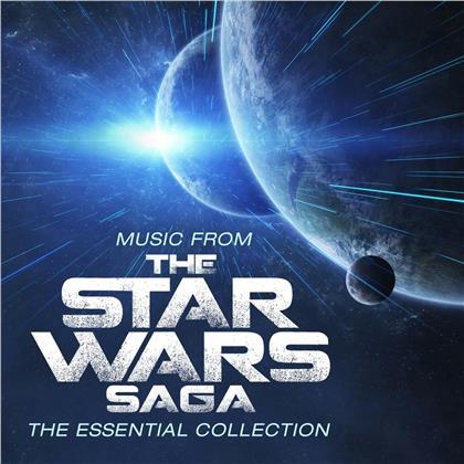 Robert Ziegler - Music From The Star Wars Saga - OST (2019 Reissue)