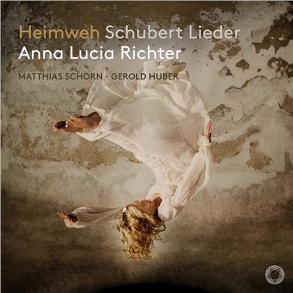 Anna Lucia Richter, Gerold Huber & Franz Schubert (1797-1828) - Heimweh (Digipack)