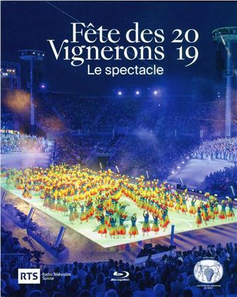 Fête des Vignerons - 2019 - Le Spectacle (2 Blu-rays)