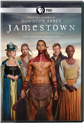 Jamestown - The Complete Collection - Seasons 1-3 (6 DVDs)