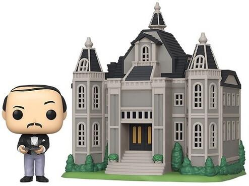Funko Pop! Town: - Batman 80Th - Wayne Manor W/ Alfred