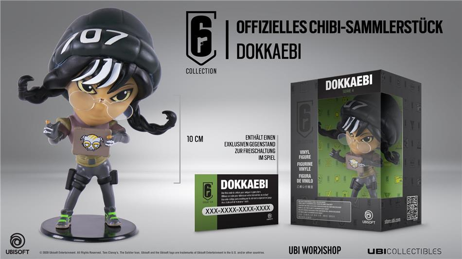MERC Six Collection Figur Dokkaebi