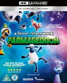 A Shaun The Sheep Movie - Farmageddon (2019) (4K Ultra HD + Blu-ray)