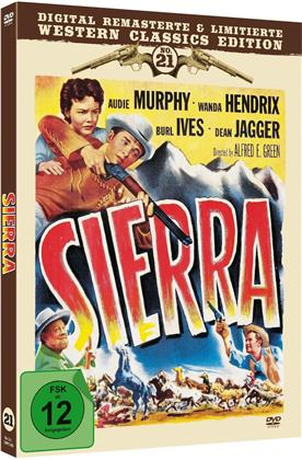 Sierra (1950) (Western Classics, Digital Remastered, Limited Edition)