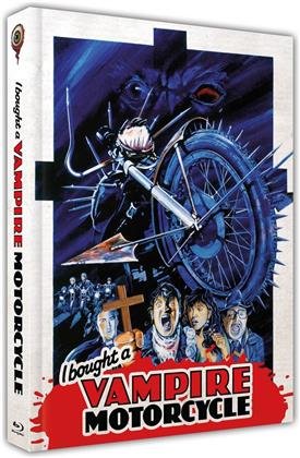 I bought a Vampire Motorcycle (1990) (Cover A, Collector's Edition Limitata, Mediabook, Blu-ray + DVD)