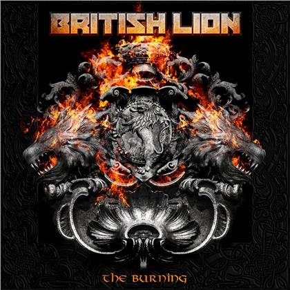 British Lion (Steve Harris) - The Burning