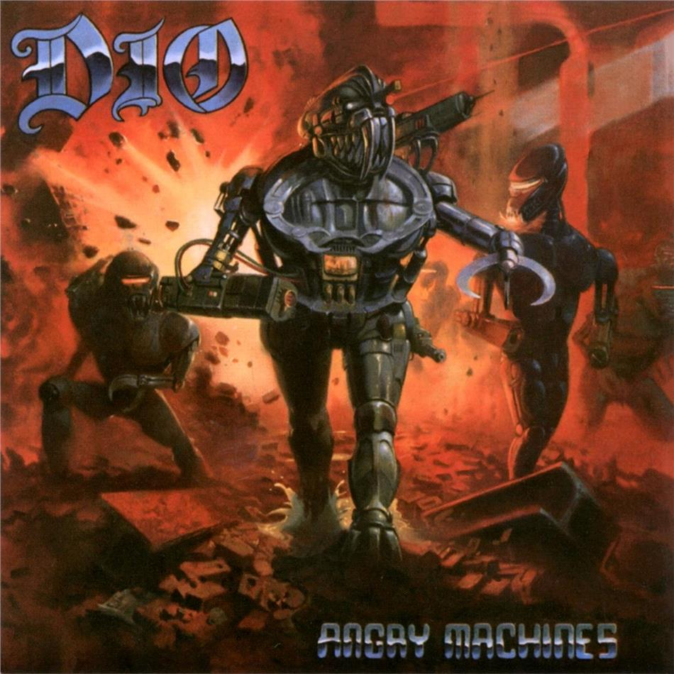 Dio - Angry Machines (2020 Reissue, Deluxe Edition, Remastered, 2 CDs)