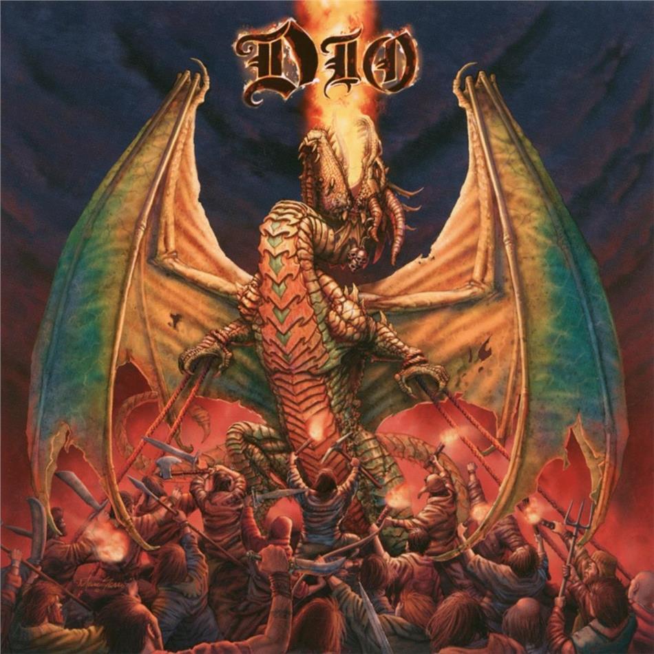 Dio - Killing The Dragon (2020 Reissue, Lenticular Cover, LP)