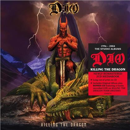 Dio - Killing The Dragon (2020 Reissue, Deluxe Edition, Remastered, 2 CDs)