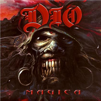 "Dio - Magica (2020 Reissue, Remastered, 2 LPs + 7"" Single)"