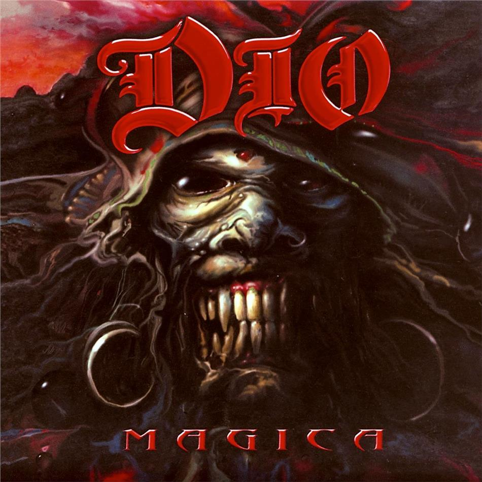 """Dio - Magica (2020 Reissue, Remastered, 2 LPs + 7"""" Single)"""