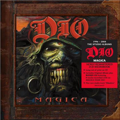 Dio - Magica (2020 Reissue, + Bonustrack, Deluxe Edition, Remastered, 2 CDs)