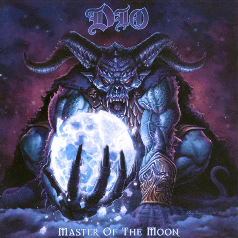 Dio - Master Of The Moon (2020 Reissue, LP)