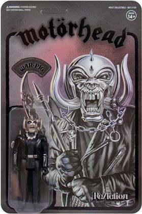 Motorhead - Warpig (Black Metal Reaction Figure)