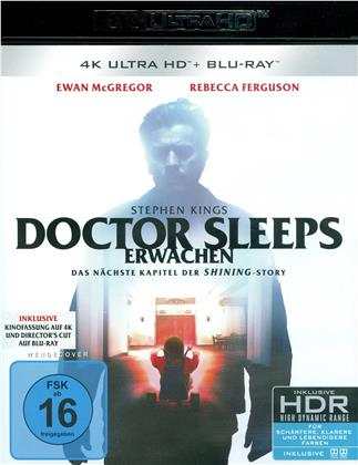 Doctor Sleeps Erwachen (2019) (Director's Cut, Kinoversion, 4K Ultra HD + 2 Blu-rays)