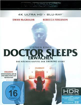 Doctor Sleeps Erwachen (2019) (4K Ultra HD + DVD)