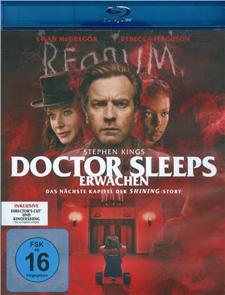 Doctor Sleeps Erwachen (2019) (Director's Cut, Kinoversion, 2 Blu-rays)