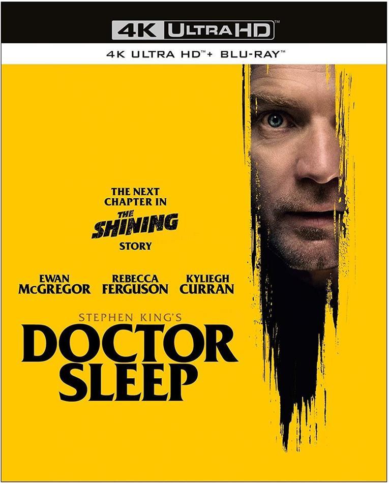 Doctor Sleep (2019) (4K Ultra HD + Blu-ray)