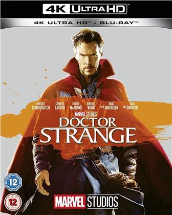 Doctor Strange (2016) (4K Ultra HD + Blu-ray)