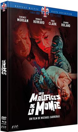 Les maléfices de la momie (1964) (Limited Edition, Mediabook, Blu-ray + DVD)