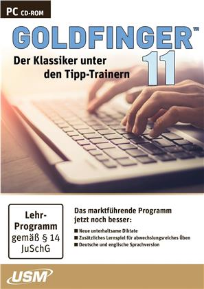 Goldfinger 11 - Der Klassiker unter den Tipp-Trainern