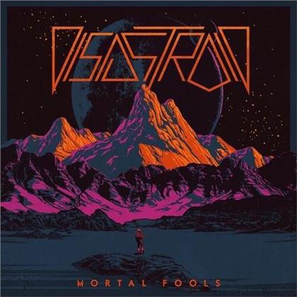 Disastroid - Mortal Fools (Colored, LP)