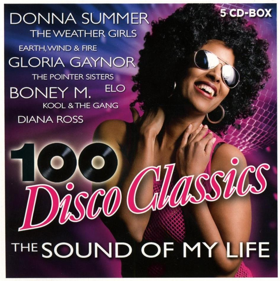 100 Disco Classics (5 CDs)