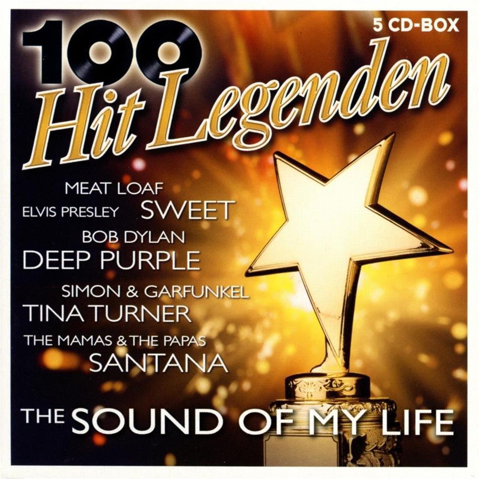 100 Hit Legenden (5 CDs)