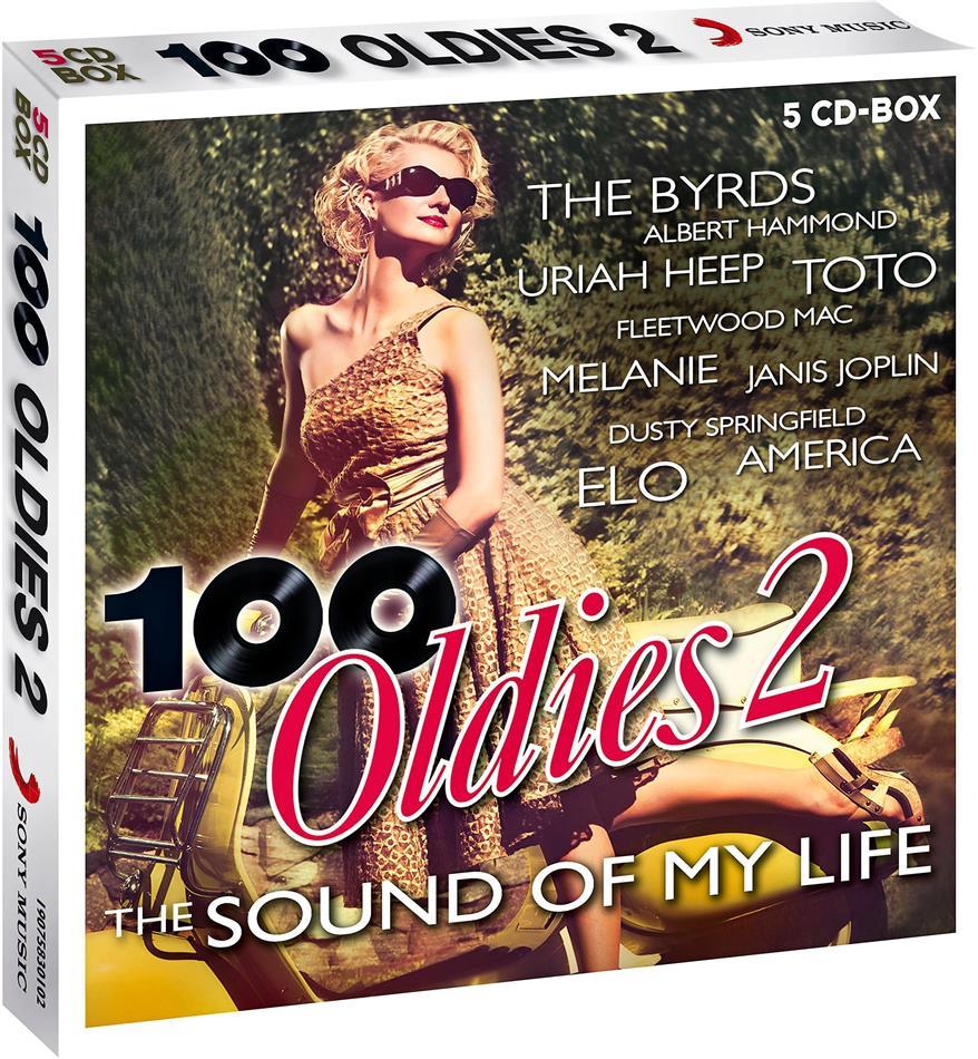 100 Oldies, Vol. 2 (5 CDs)
