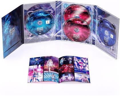 Fischer Helene - Live - Die Stadion-Tour (Fan-Edition, CD + DVD)