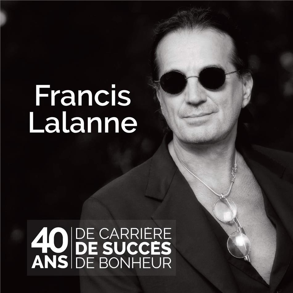 Lalanne Francis - 40 Ans De Succes (2 CDs)