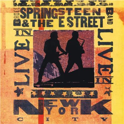 Bruce Springsteen - Live In New York City (2020 Reissue, 3 LPs)