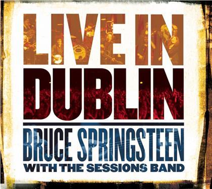 Bruce Springsteen - Live In Dublin (2020 Reissue, 3 LPs)