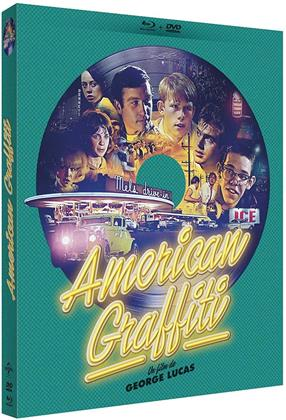 American Graffiti (1973) (Blu-ray + DVD)