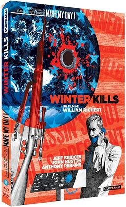 Winter Kills (1979) (Make My Day! Collection, Digibook, Blu-ray + DVD)