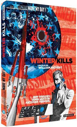 Winter Kills (1979) (Make My Day! Collection, Digibook, Blu-ray + DVD)