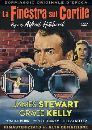 La finestra sul cortile (1954) (Doppiaggio Originale D'epoca, HD-Remastered, n/b, Riedizione)