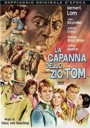 La capanna dello zio Tom (1965) (Doppiaggio Originale D'epoca)
