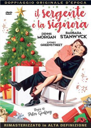 Il sergente e la signora (1945) (Doppiaggio Originale D'epoca, HD-Remastered, s/w, Neuauflage)